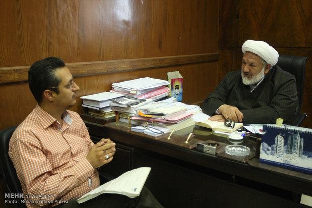 گفتگو با حجت الاسلام رازینی