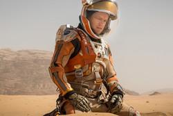 فیلم/ مت دیمون در مریخ چه میکند
