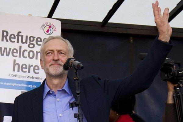 رهبر حزب کارگر انگلیس