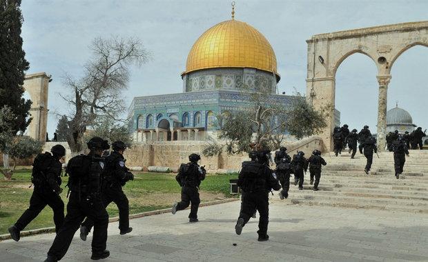 حماس : اقتحام الاقصى جريمة حرب وتصعيد خطير