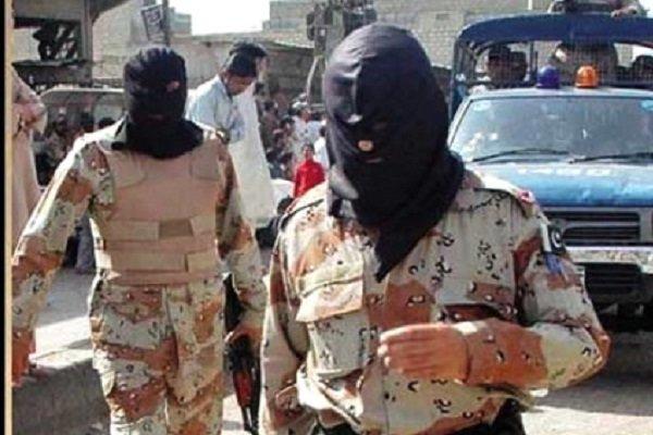 کراچی میں 5 وہابی دہشت گرد ہلاک