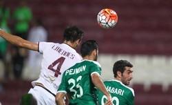 دو لژیونر ایرانی برای تیم فوتبال امید آرزوی موفقیت کردند