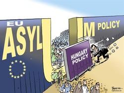 Hungary refugee policies