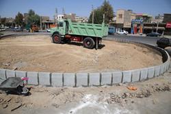 چهارراه قتلگاه ورامین