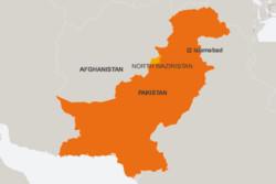 هلاکت ۱۷ تروریست در عملیات هوایی ارتش پاکستان
