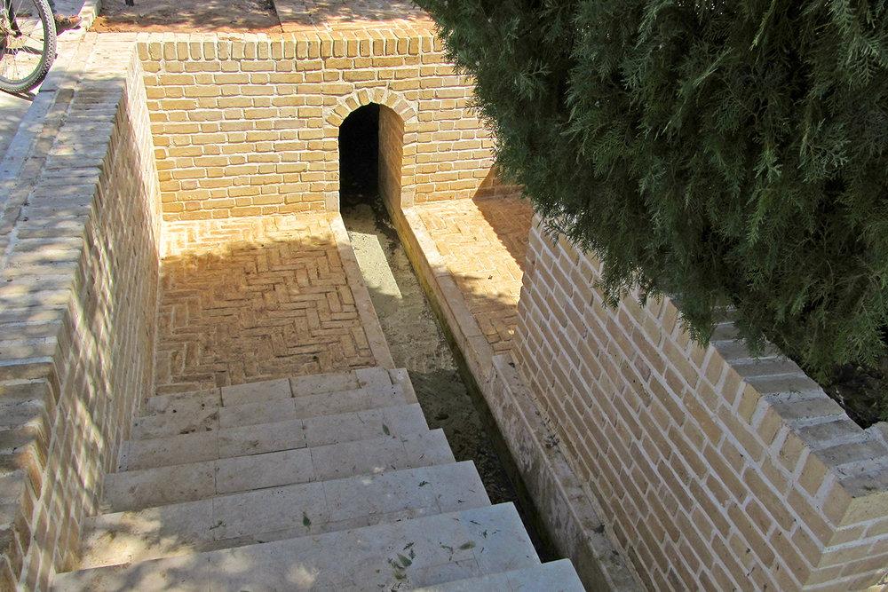 بنای تاریخی قنات ابراهیمآباد اراک قطب شاهکار معماری ایرانی