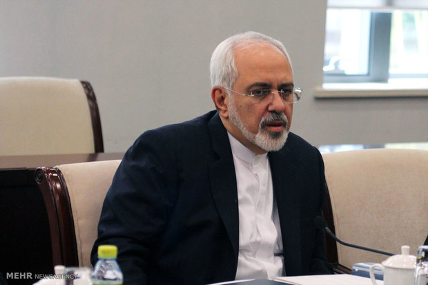 ایرانی وزیر خارجہ میڈرڈ پہنچ گئے