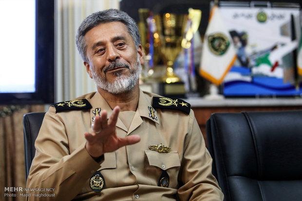 Ordu Deniz Kuvvetleri, Hazar'ın güvenliğini sağlayabilir