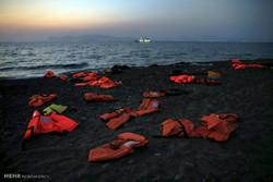 Mültecilerden geri kalan eşyalar/Foto