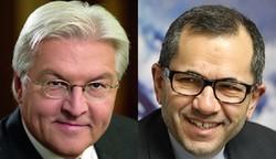 وزير الخارجية الالماني يزور ايران الشهر القادم