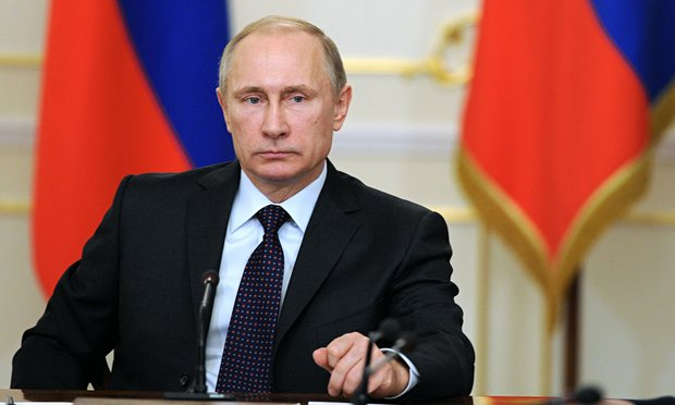Putin criticizes those responsible for conflicts in Middle East