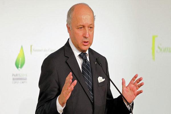 فابيوس : فرنسا لم تعد تطالب برحيل الاسد كشرط لمحادثات السلام في سوريا