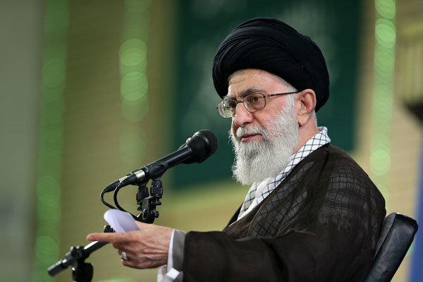 رهبر معظم انقلاب حضرت آیت الله خامنه ای