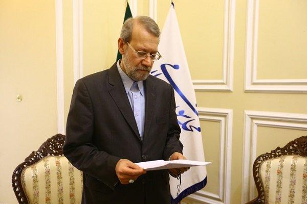 TBMM Başkanı, İranlı mevkidaşını kutladı