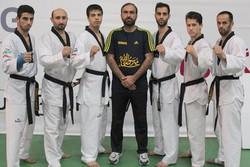 Para taekwondo team finished 1st in Asia