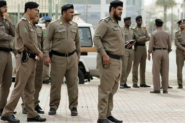 سعودی عرب کے دارالحکومت ریاض میں 2 دہشت گرد گرفتار