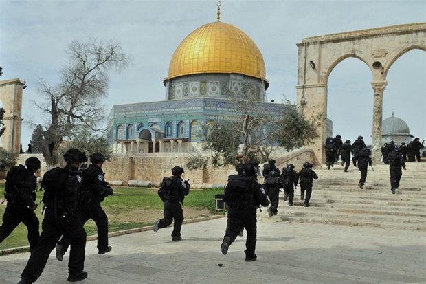 مسجد الاقصی انتفاضہ پورے فلسطین میں پھیل گیا ہے