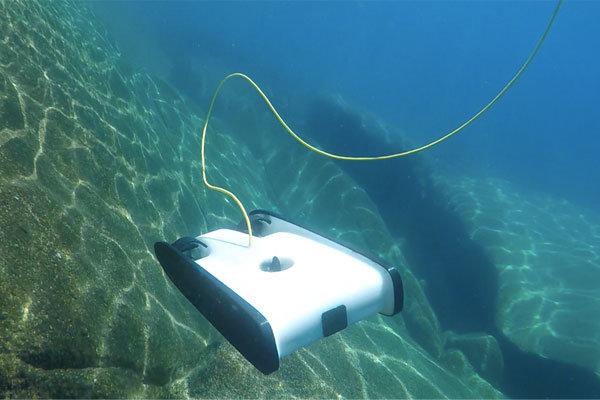 پهباد زیر آبی