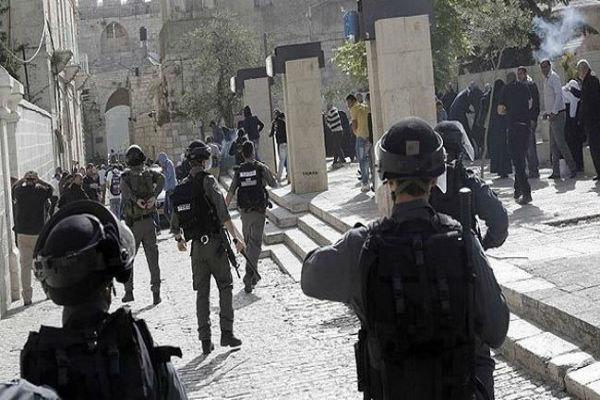الاحتلال يعتقل 19 فتى على الأقل في القدس
