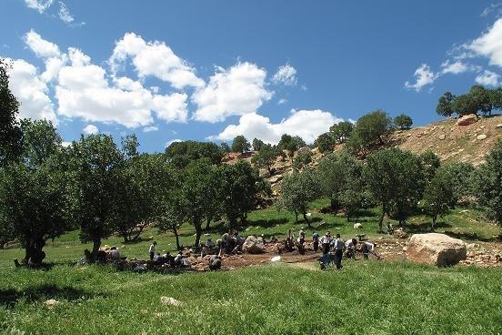 کراپشده - روستای گردشگری لرستان