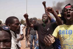 اعتراض به کودتا در بورکینافاسو