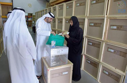 Voting for UAE parliament to start Sunday abroad