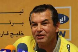 حمید استیلی سرمربی تیم فوتبال ملوان