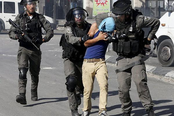 ۱۱ فلسطینی در درگیری با صهیونیست ها زخمی شدند
