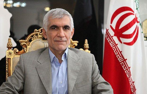 محمد علی افشانی استاندار فارس
