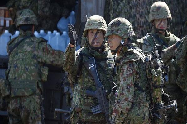 جاپان نے اپنی افواج کو ہائی الرٹ کردیا