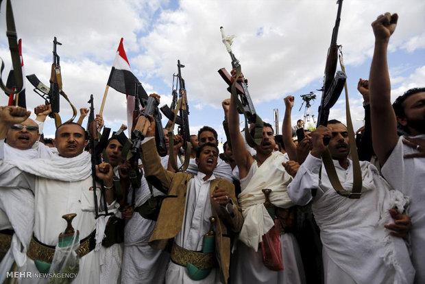 تصاویری از جنگ یمن