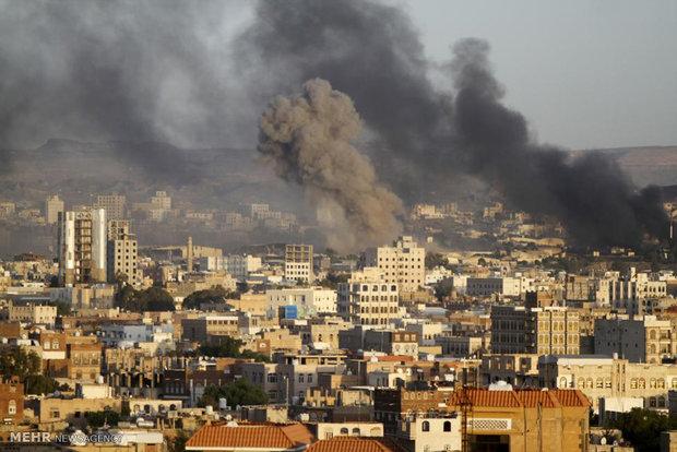 مجزرة سعودية جديدة في حجة اليمنية