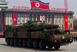 کۆریای باکوور دوو مووشەکی باڵستیکی تاقی کردەوە