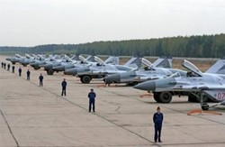 Russia airbase