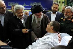 Leader receives war-disabled veterans