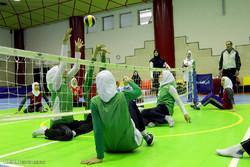 ترکیب تیم ملی والیبال نشسته بانوان اعلام شد