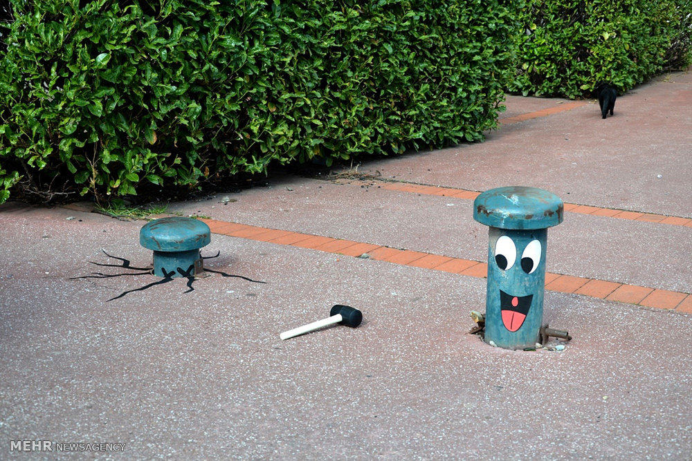 آثار هنری خیابانی