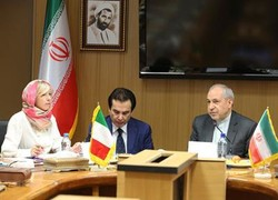 Tehran, Rome sign educational MoU
