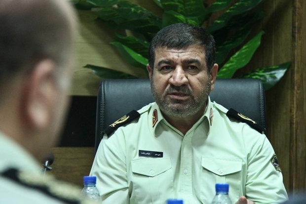 مرزهای خوزستان تحت کنترل عملیاتی هستند
