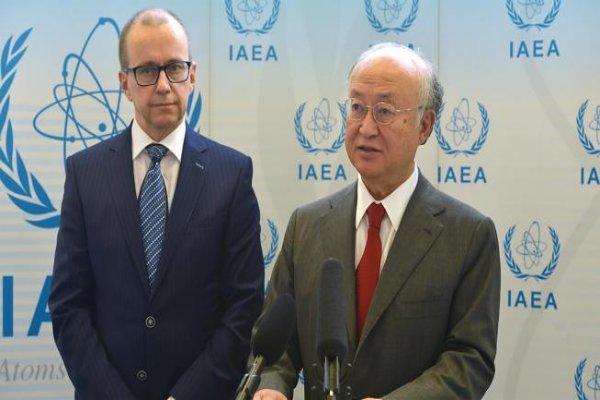 گزارش آژانس, برنامه هسته ای ایران