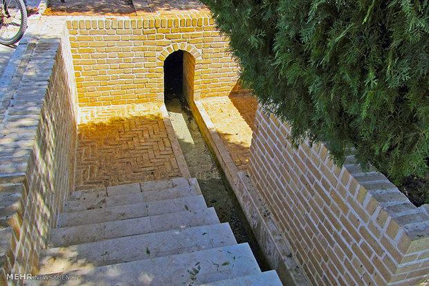قنات تاریخی ابراهیم آباد اراک ثبت جهانی میشود