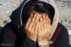 جمع آوری معتادین پر خطر از حاشیه شهر مشهد