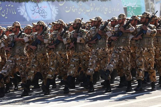 اقتدار نیروهای مسلح در سیستان و بلوچستان به نمایش درآمد