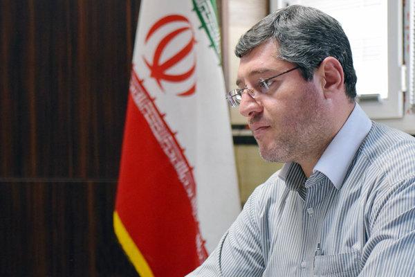 رضا پاشایی نائب رئیس خانه صنعت، معدن و تجارت آذربایجان شرقی