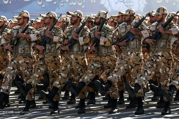 مراسم رژه نیروهای مسلح در تهران -۲