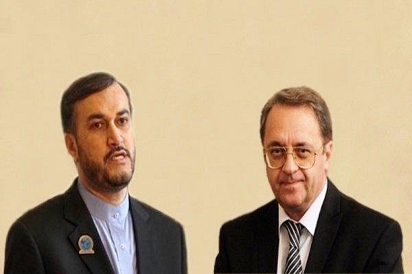 موسكو وطهران تدعوان لحوار سوري واسع دون ضغوط خارجية