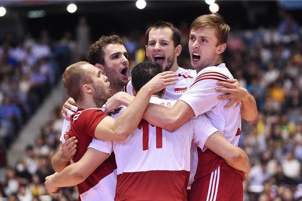 تیم ملی والیبال لهستان