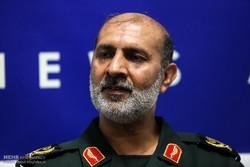 بازدید رسول سنائی راد ، معاون سیاسی سپاه پاسداران از خبرگزاری مهر