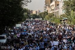 آئین برگزاری دعای عرفه در تهران