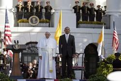 اوباما و پاپ